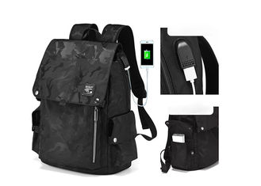 694f9ed57a Υψηλός - ποιοτικής νέο άφιξης σακίδιο πλάτης ατόμων τάσης περιστασιακό όλο  το μαύρο Backbag για την
