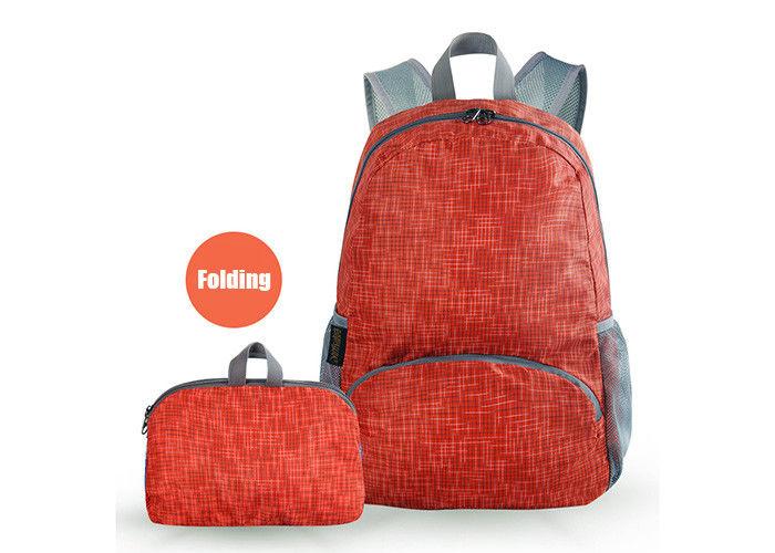 3005e8f52f Ελαφρύ σακίδιο πλάτης πτυσσόμενο Packable ανθεκτικό Daypacks 20L πεζοπορίας  ταξιδιού