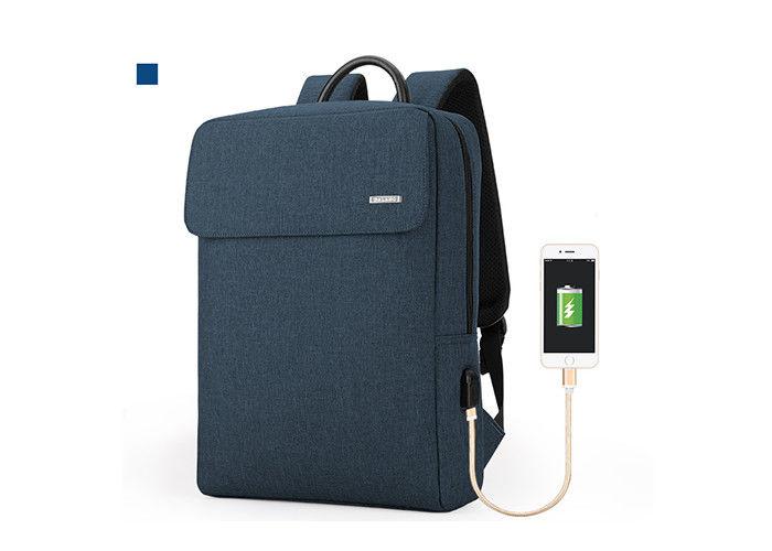 023d14437e Τσάντα σακιδίων πλάτης lap-top επιχειρησιακής μεγάλης περιεκτικότητας USB